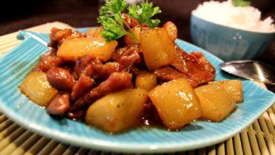 Photo of Thịt Kho Củ Cải Kiểu Nhật Thơm Ngon Chỉ Sau Một Cái Búng Tay