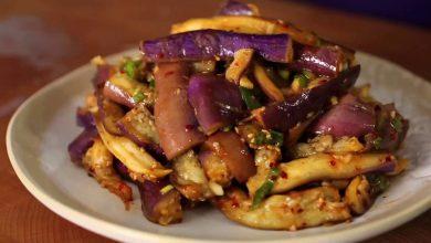 Photo of Cách xào cà tím với đậu: món chay thơm ngon khó cưỡng