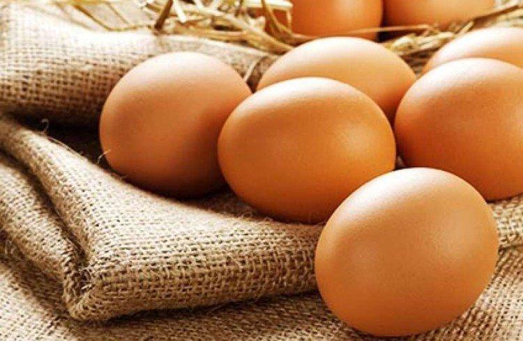 Nguyên liệu làm trứng xào củ cải khô