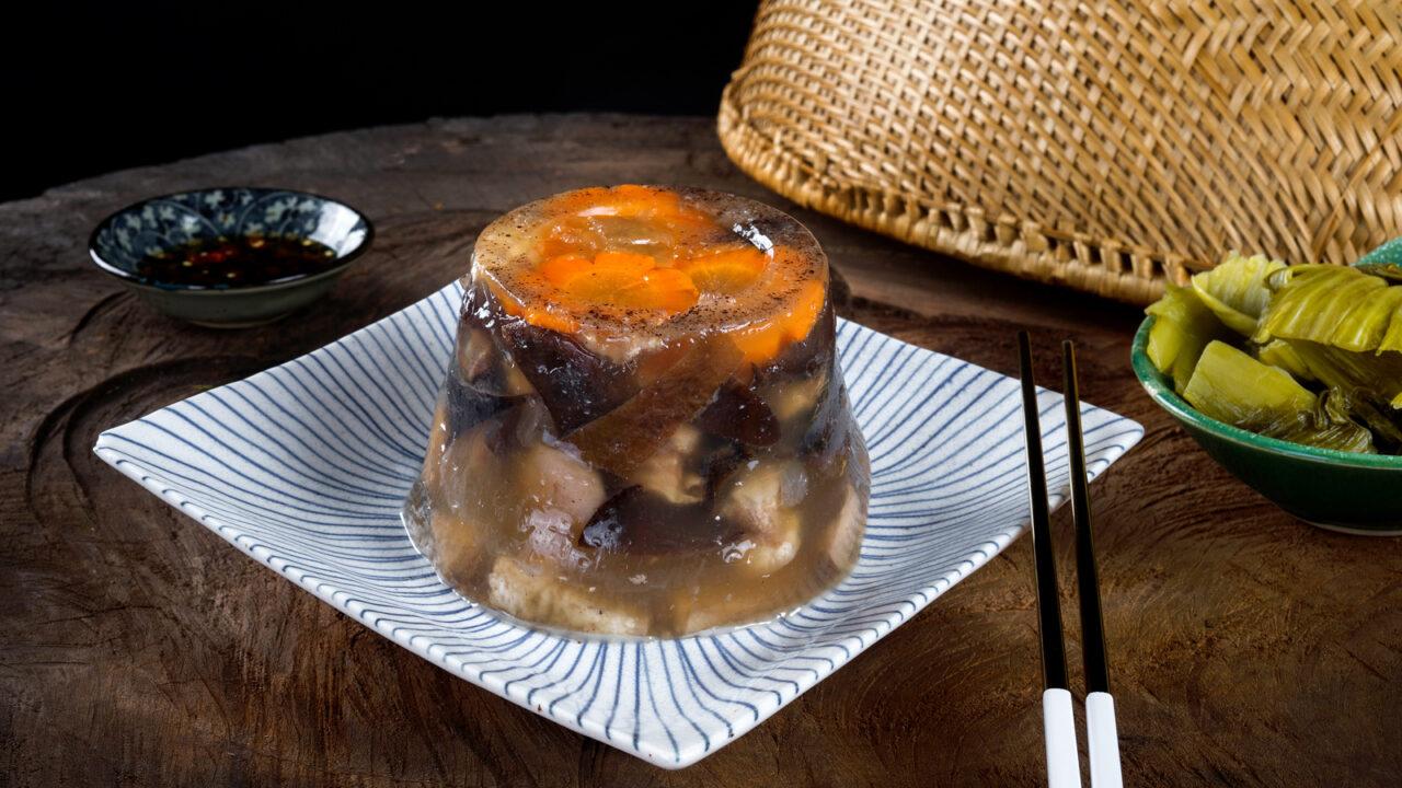 Món thịt đông- các món ăn mùa đông miền Bắc