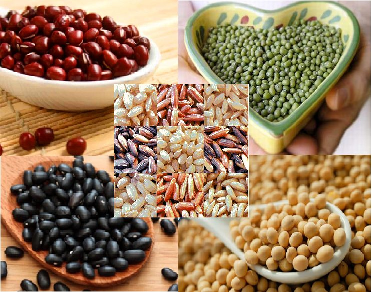 Những món ăn thực dưỡng được làm từ ngũ cốc