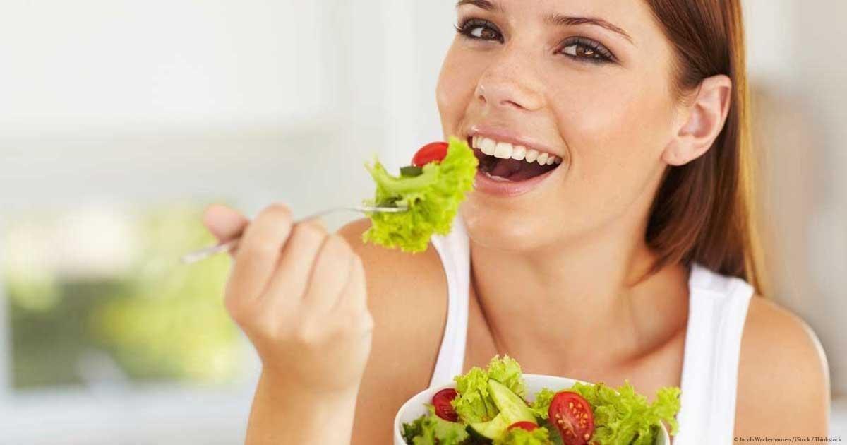 Lợi ích của việc ăn chậm nhai kỹ