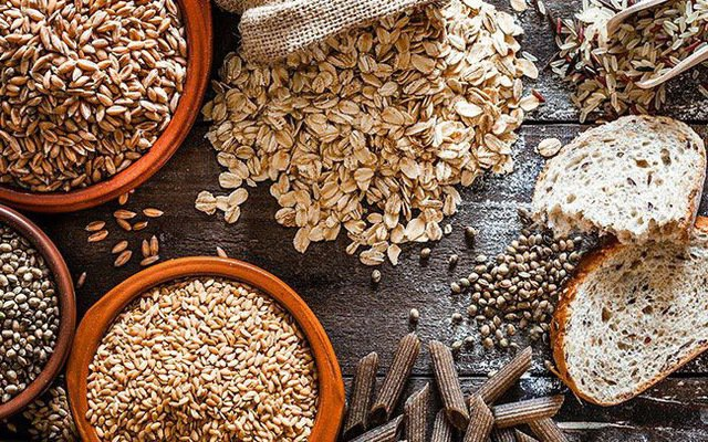 chế độ ăn thực dưỡng với ngũ cốc nguyên hạt