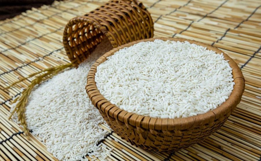 Cách chọn gạo nếp ngon