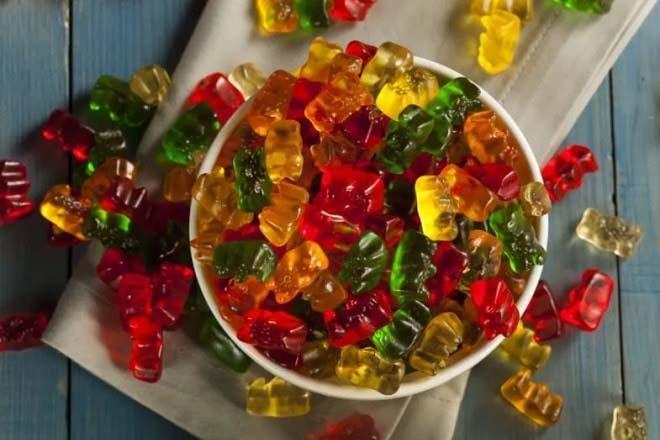 Cách làm kẹp dẻo từ gelatin