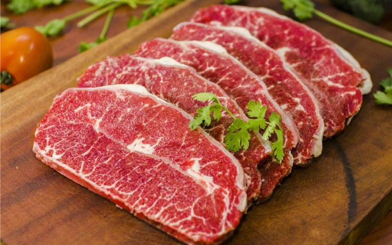 Thịt lạc vai bò