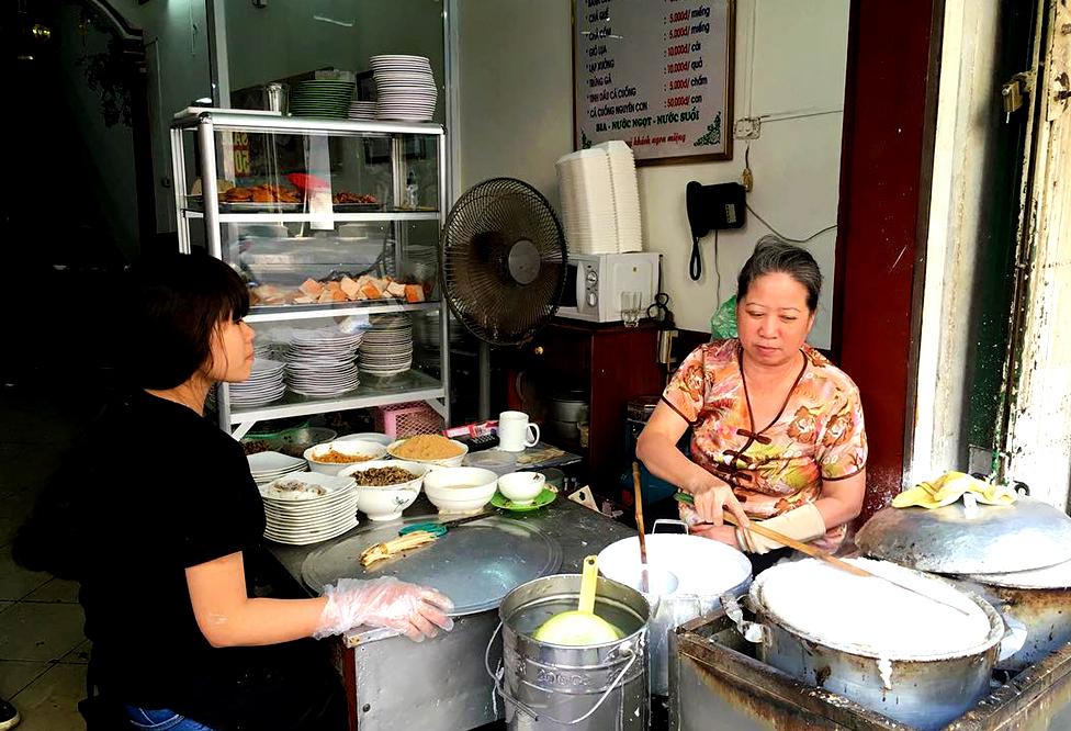 Quán Bánh cuốn Thanh Vân