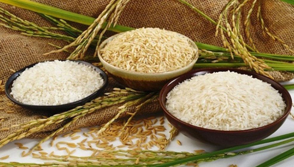 Thóc cũ cho gạo ngon lamg bánh