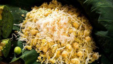 Photo of Cách nấu xôi vò hạt sen dẻo thơm từng hạt cực kỳ dễ dàng