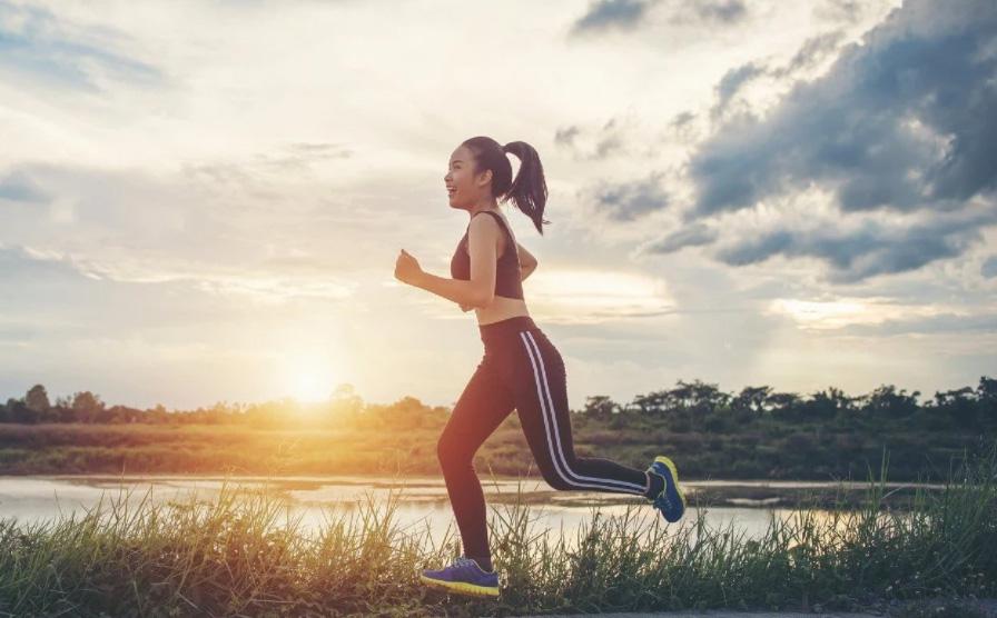 tập thể dục thường xuyên để duy trì vò dáng